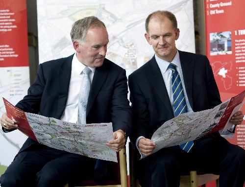 Swindon Masterplan launched